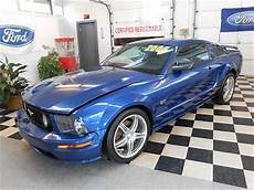 accident recorder 2006 ford mustang user handbook sell used 2006 ford mustang gt 61k v8 no reserve salvage rebuildable in utica new york united