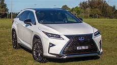 lexus rx 450h f sport 2016 review carsguide