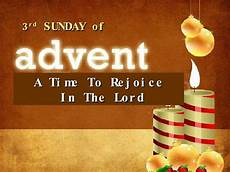 3rd sunday of advent year c