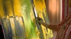 Acrylbilder Modern Selber Malen - abstrakte malerei lernen speed version