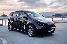 sion erstes serienm 228 223 iges e auto mit solarbetriebener
