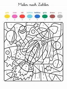ausmalbilder kinder malen nach zahlen kinder ausmalbilder