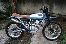Modifikasi Scrambler by Modifikasi Scorpio Scrambler The Hoch Terpengaruh Karya