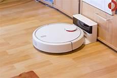 staubsauger roboter xiaomi mi robot vacuum im test akku und roboter