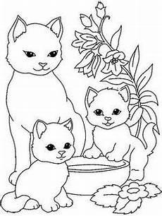 Malvorlagen Katzenbabys Kostenlos Ausmalbilder Katzenbabys 132 Malvorlage Katzen