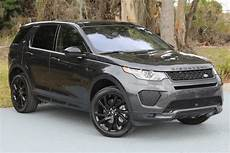 new 2019 land rover discovery sport hse luxury sport