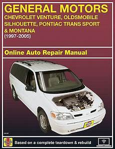 free online auto service manuals 1999 oldsmobile silhouette engine control 1999 oldsmobile silhouette haynes online repair manual select access ebay