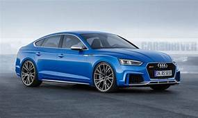 C&ampD 2018 RS5 Sportback 25 Cars Worth Waiting For