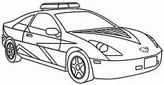 Malvorlagen Polizeiauto 20 Free Printable Car Coloring Pages