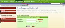 Cara Cek Daftar Tunggu Haji Sistem