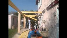 construction pergola