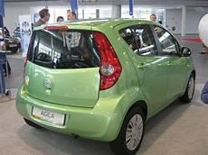 Opel Agila 2009 - file opel agila ii rear psm 2009 jpg wikimedia commons