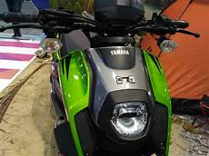 X Ride 125 Modif by Modifikasi Motor X Ride 125 Beemotor