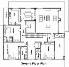 ghana house plan ghana house plans padi plan house plans 173380