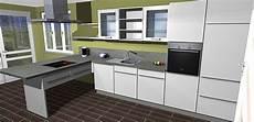 l küche mit insel nobilia musterk 252 che design und qualit 228 t vereint l