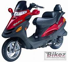 2005 Kymco Dink Yager 125 Specifications And Pictures