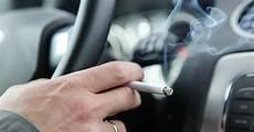Rauchverbot Im Auto Den Kindern Zuliebe
