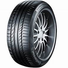 continental contisportcontact 5 225 45 r19 92w