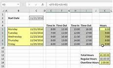 download time sheet template excel bonsai