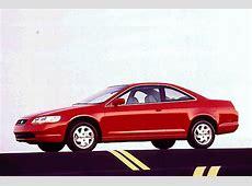 1998 02 Honda Accord   Consumer Guide Auto