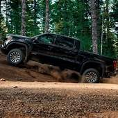 2019 Gmc Sierra At4 Satin Steel Metallic  GMC Review