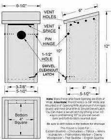 how to build a bluebird house plans cardinal birdhouse plans free printable bing images