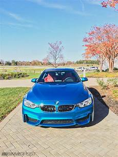 2016 bmw individual atlantis blue m4 updated new