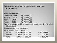 fix anggaran piutang