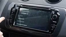 seat ibiza 6j android radio navi
