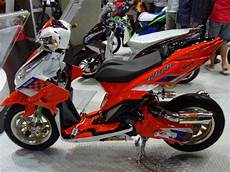 Vario 150 Modif Touring by 50 Foto Modifikasi Honda Vario 150 Touring Paling Sporty