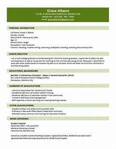resume format sle more photos