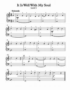 very easy hymn top line only for violin easy key one sharp to teach about good for pr