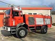 vehicule pompier occasion camion renault pompiers gamme g 290 gazoil occasion n 176 314114