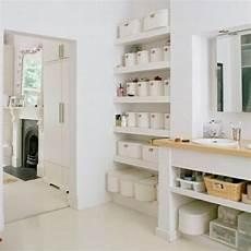 kleines badezimmer stauraum badeinrichtung mit stauraum 45 stilvolle ideen f 252 r sie