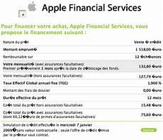 apple et ses quot financial services quot par sofinco cybervince