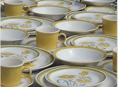 Poppy Dinnerware Set & Image Is Loading New Set of 4
