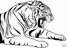 Malvorlagen Tiger In The House Ausmalbild Tiger Ausmalbilder Kostenlos Zum Ausdrucken