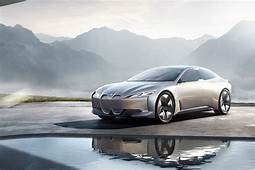 BMW I Vision Dynamics Concept Is This The New I5