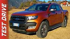 new ford ranger wildtrak 2017 test drive only