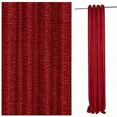 vorhang rot vorhang boucle struktur meliert rot 140x245cm blickdicht 9019