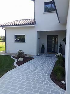 exemple maison moderne v 233 g 233 taux plantation haies ain 1 exterieurs 1