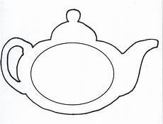 mothers day tea pot template clipart best