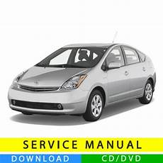 auto repair manual free download 2009 toyota prius navigation system toyota prius service manual 2003 2009 en tecnicman com