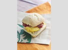 Copycat Starbucks Breakfast Sandwiches