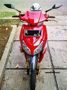 Modifikasi Vario 110 Karbu by Modifikasi Motor Honda Vario 110 Bangbis