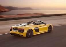 Audi R8 V10 Spyder 2016 Autoevolution