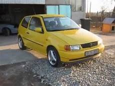 my vw polo 6n1 project