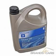 5 l liter opel gm 5w 30 dexos2 motor 214 l gm ll a 025 gm