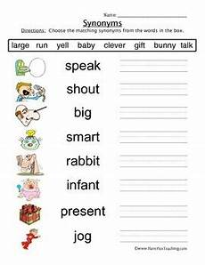 synonyms worksheet by have fun teaching teachers pay