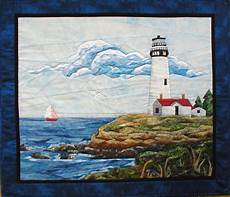 lighthouse quilt pattern eng 605 advanced wall hanging
